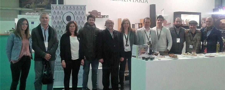 Extremadura Alimenta en FIAL 2018