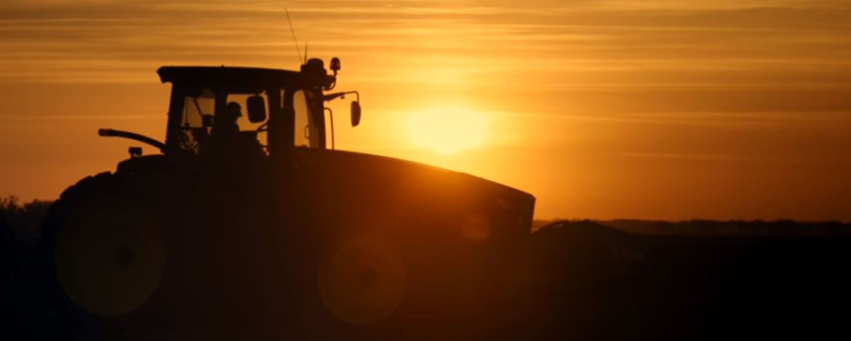 Conmovedor anuncio en defensa de los agricultores